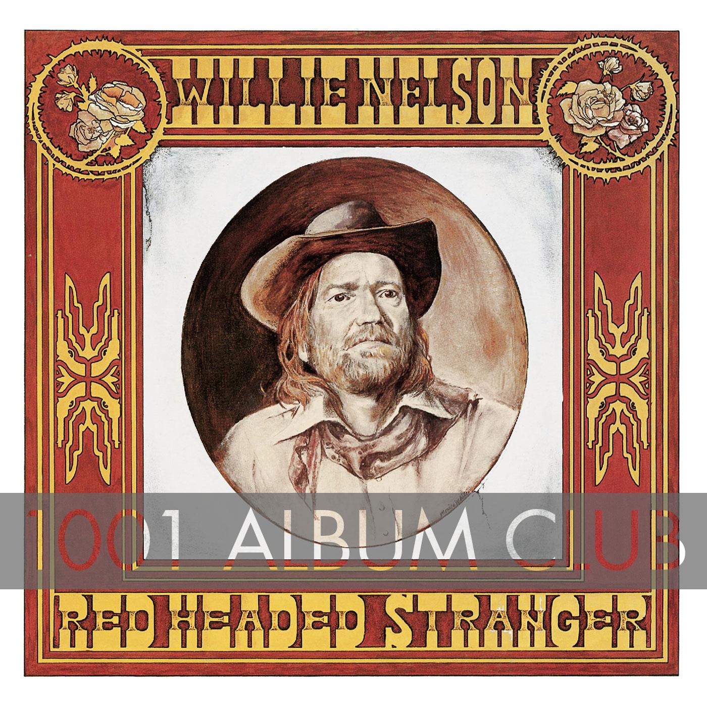346 Willie Nelson - Red Headed Stranger