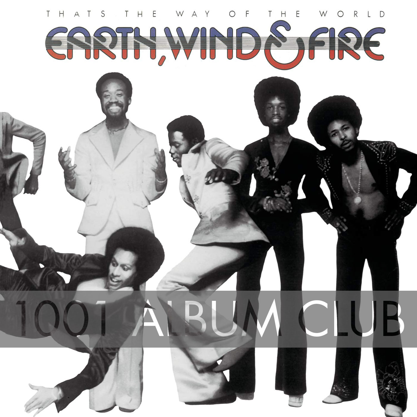 347 Earth Wind and Fire - That's the Way of the World