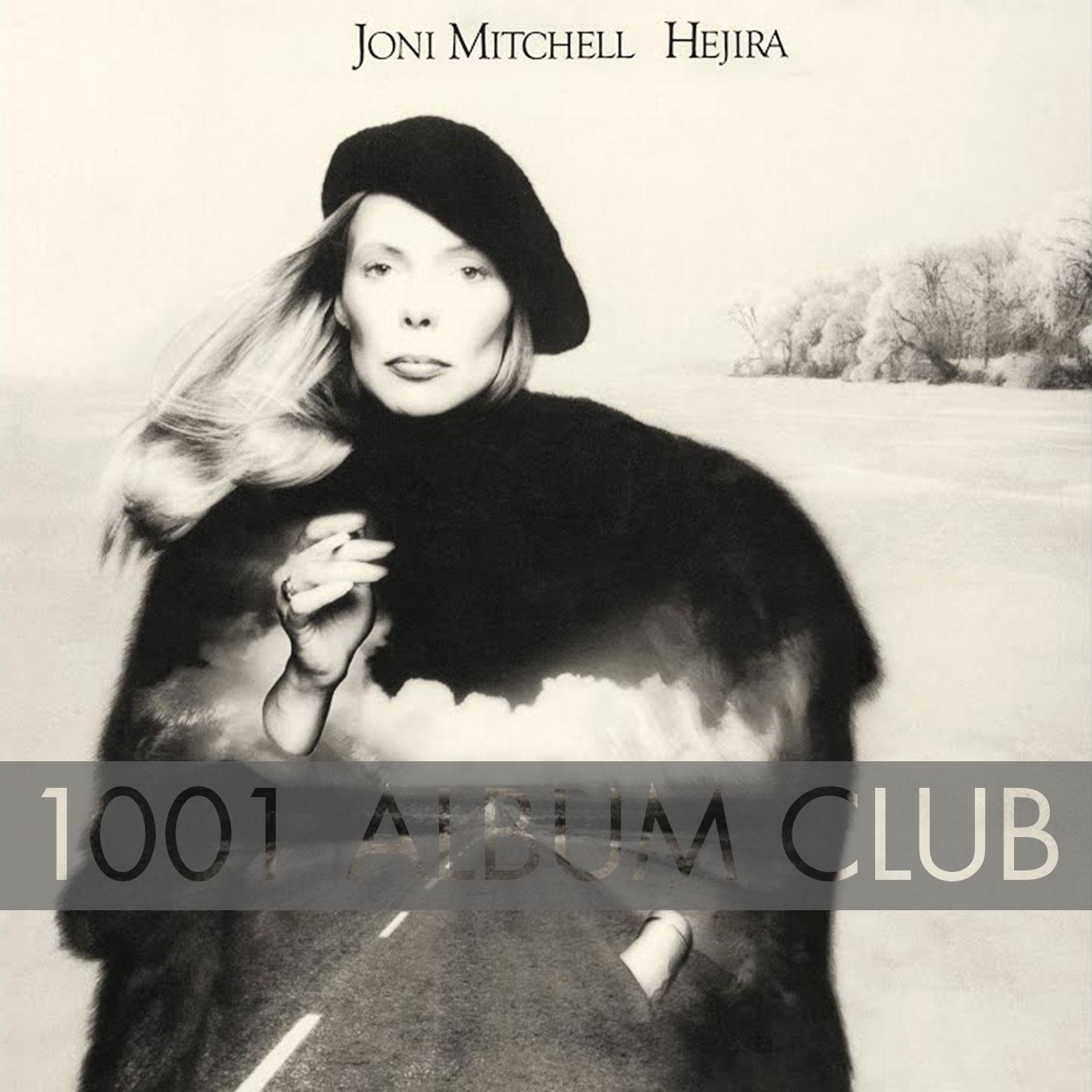 352 Joni Mitchell - Hejira